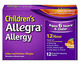Children's Allegra Allergy Product