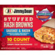 Jimmy Dean Stuffed Hash Browns