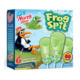 North Star Frog Spit Lemon Lime Sherbert Push Up Pops